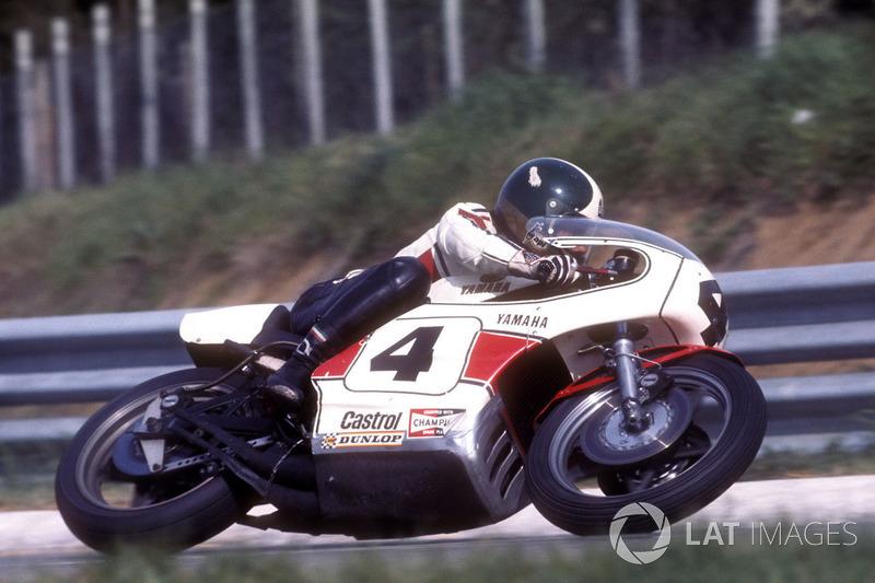 1975 - Giacomo Agostini, Yamaha