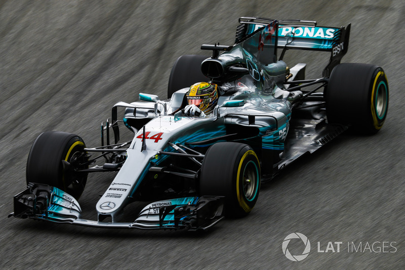 2017 : Mercedes W08 EQ Power+