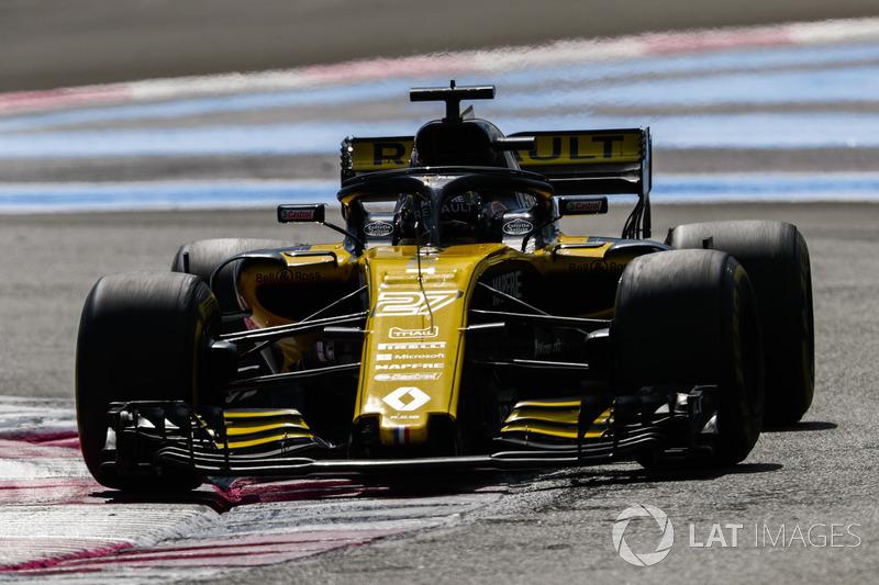 10 місце — Ніко Хюлькенберг (Німеччина, Renault) — коефіцієнт 401,00