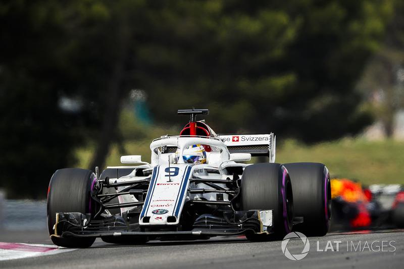 13e : Marcus Ericsson (Alfa Romeo Sauber)