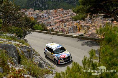 Suzuki Rally Trophy: Targa Florio