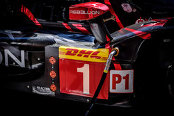 #1 Rebellion Racing Rebellion R-13 detail
