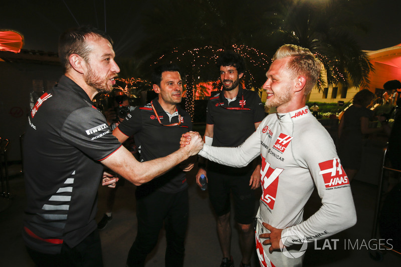 5e : Kevin Magnussen (Haas F1)