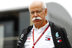 Dieter Zetsche, Chairman of the Board of Management of Daimler AG and Head of Mercedes-Benz Cars