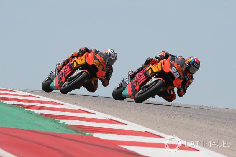 Bradley Smith, Red Bull KTM Factory Racing, Pol Espargaró, Red Bull KTM Factory Racing