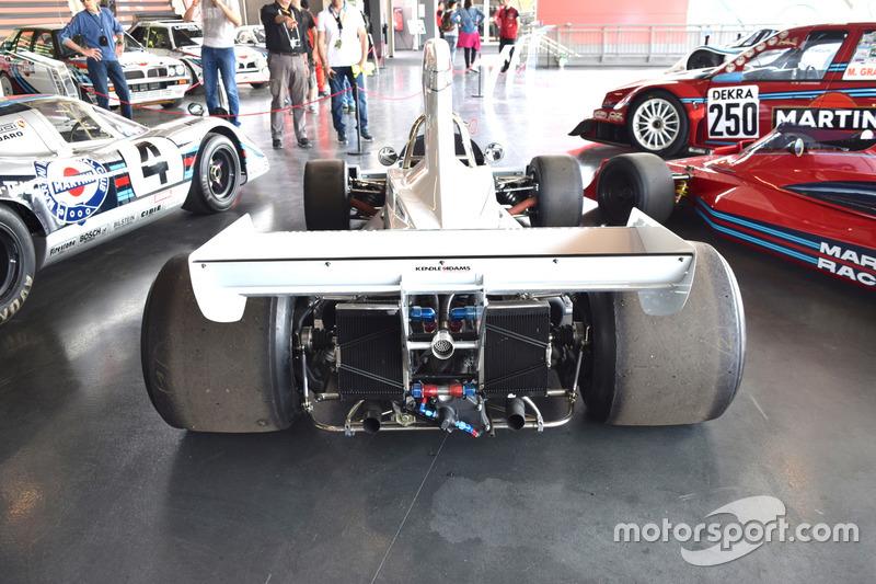 Martini Brabham Ford BT44 F1
