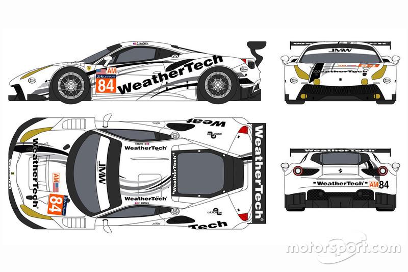 Anuncio JMW Motorsport