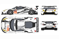 JMW Motorsport avec WeatherTech