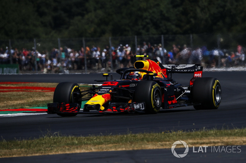 Verstappen suffered a DNF in the final 10 laps