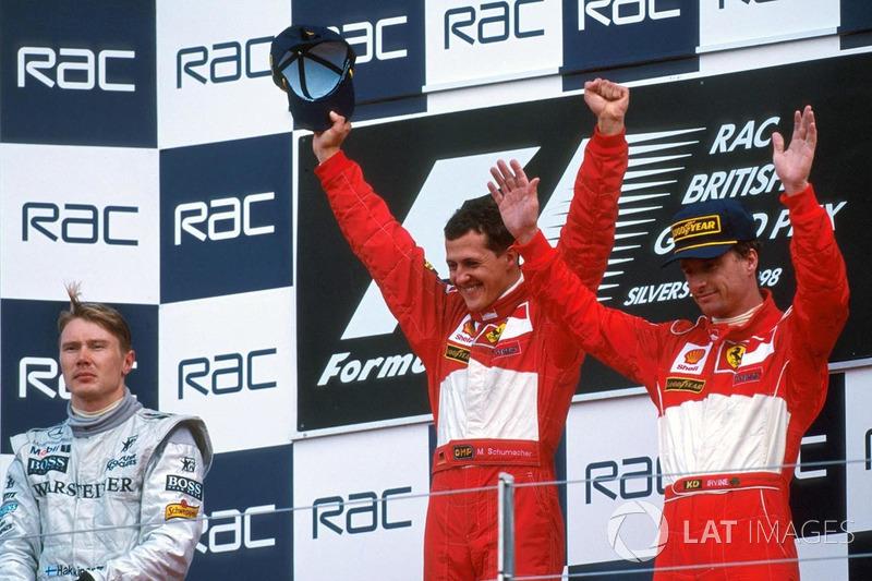 Гран При Великобритании 1998