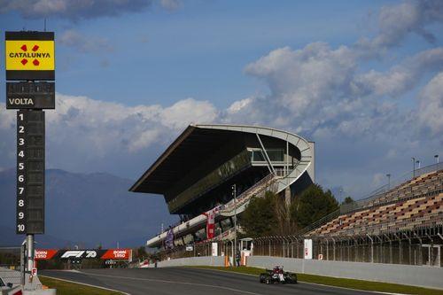 F1 Spanish GP Live Updates - Race day