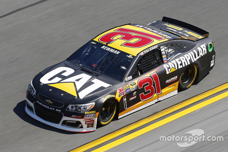 16. Ryan Newman, Richard Childress Racing, Chevrolet