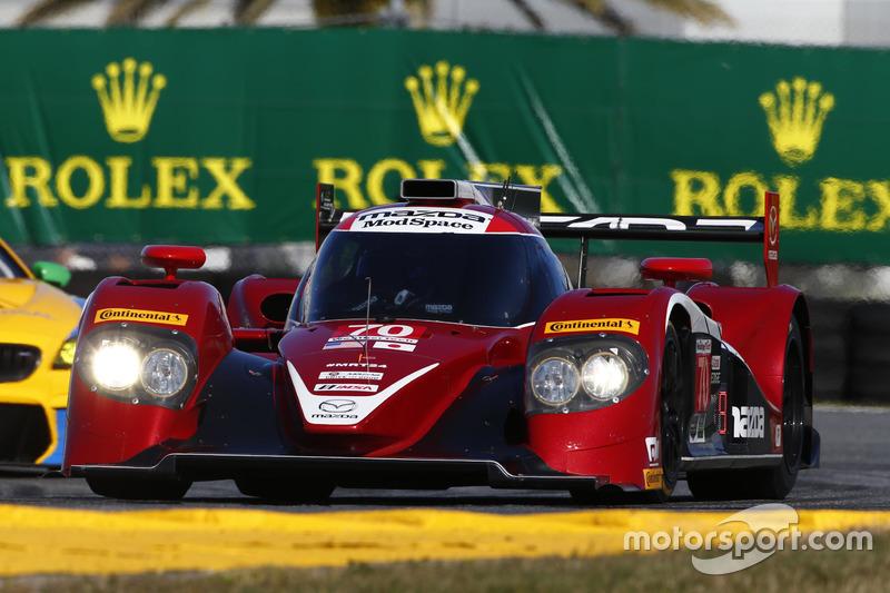 #70 Mazda Motorsports (P)