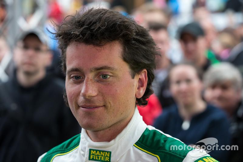 #75 Mann Filter Team Zakspeed, Mercedes-AMG GT3: Luca Ludwig