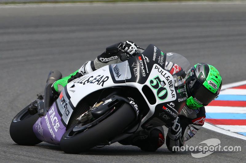 15. Eugene Laverty, Aspar MotoGP Team