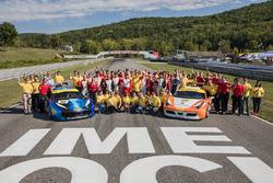 Ferrari Challenge group photo