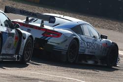 #64 Nakajima Racing Honda NSX Concept GT: Daisuke Nakajima, Bertrand Baguette