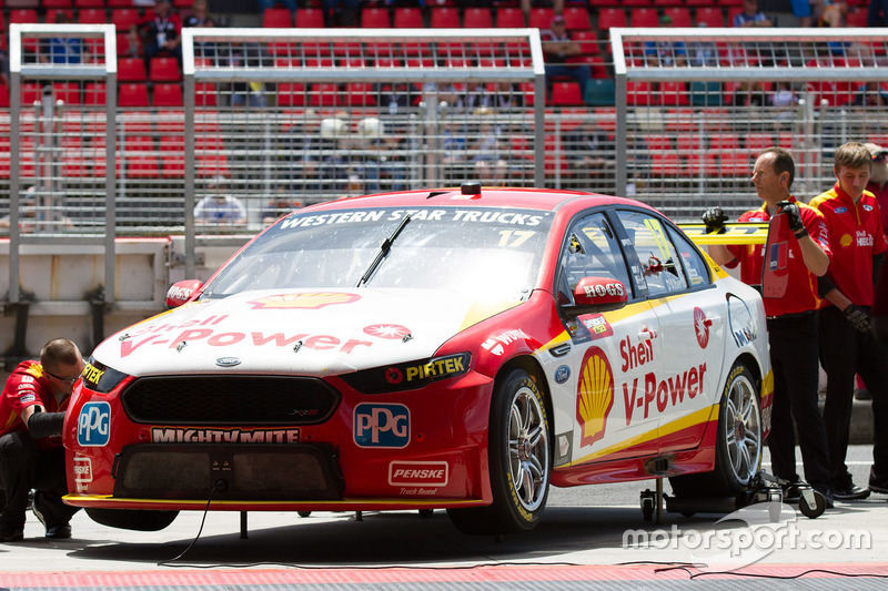 Scott Pye, Tony D'alberto, DJR Team Penske