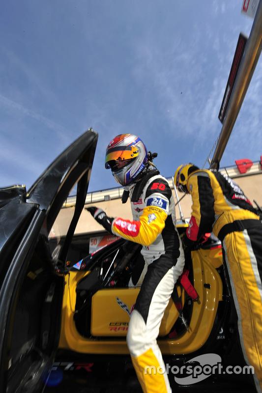 #50 Larbre Competition, Corvette C7.R: Paolo Ruberti