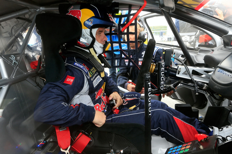 Себастьян Льоб, Team Peugeot Hansen