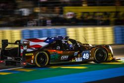 #49 Michael Shank Racing Ligier JS P2 Honda: John Pew, Oswaldo Negri Jr., Laurens Vanthoor