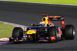 Себастьян Феттель, Red Bull Racing RB8