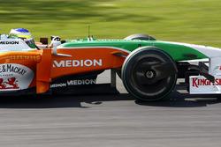 Джанкарло Фізікелла, Force India VJM02
