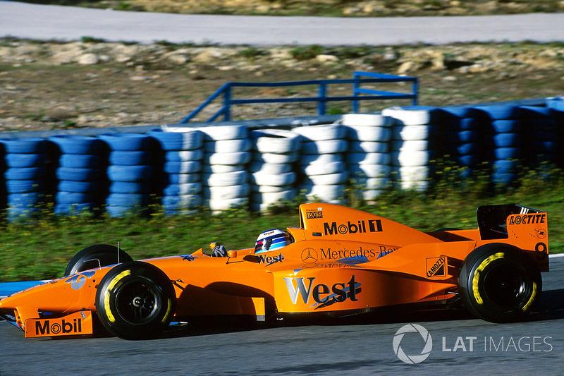 1997: McLaren