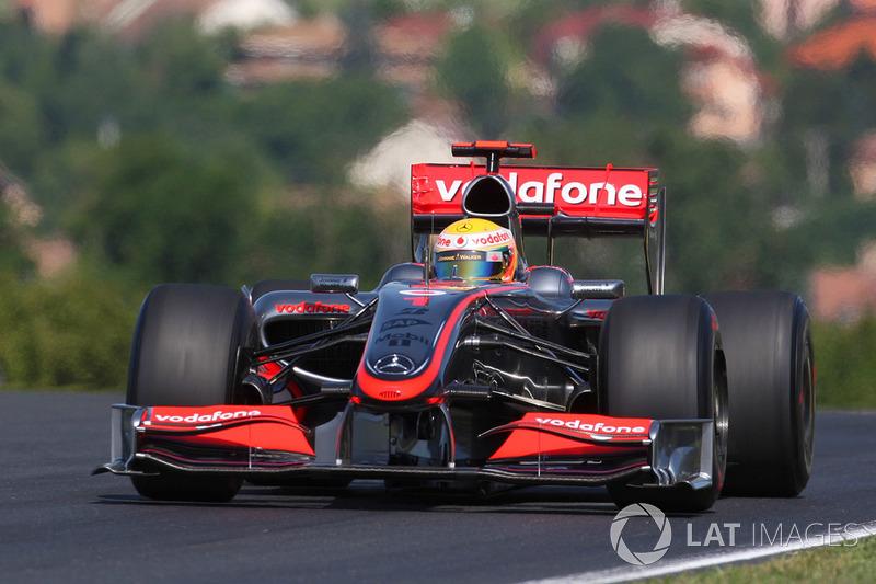 2009 McLaren MP4/24