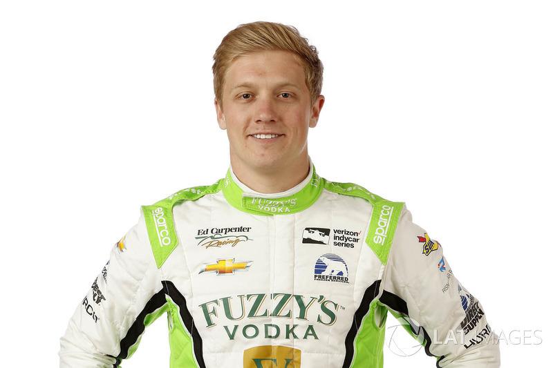 #21: Spencer Pigot, Ed Carpenter Racing, Chevrolet