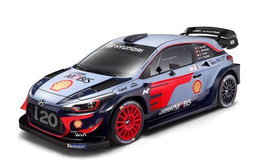 Hyundai Shell Mobis World Rally Team