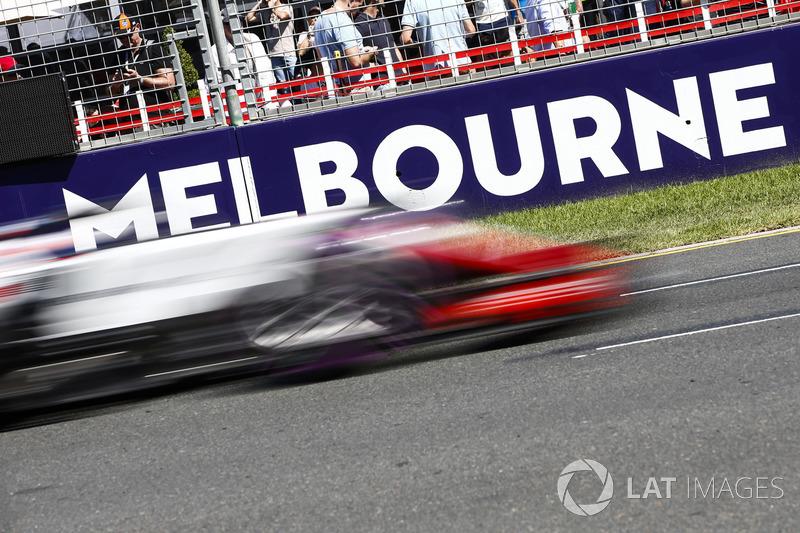 Formula 1 Fotogallery: le libere del GP d'Australia di F.1
