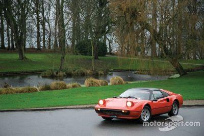 1978 Gilles Villeneuve Ferrari 308 GTS en venta