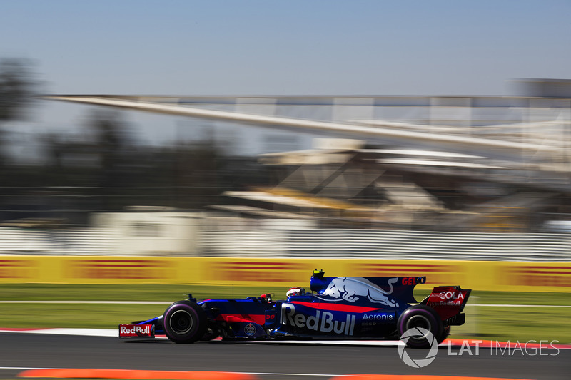 Tahun depan, apakah Anda mungkin menjadi pembalap cadangan Toro Rosso?