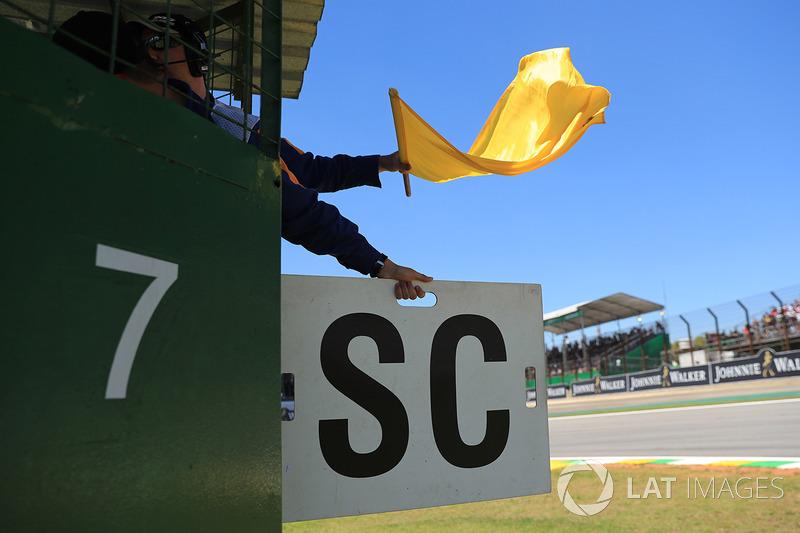 Sarı bayrak
