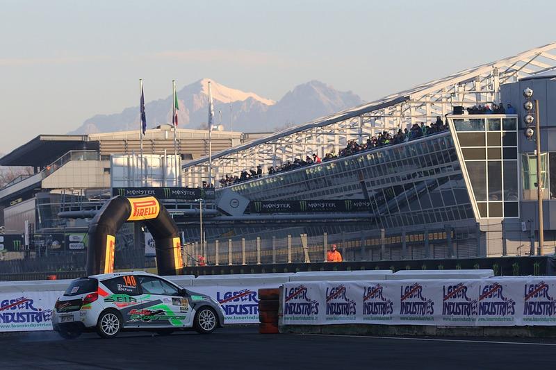 Nicola Fiore, Filippo Grementieri, Renault Clio