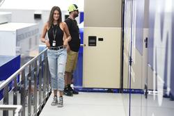 Francesca Sofia Novello, fidanzata Valentino Rossi, Yamaha Factory Racing