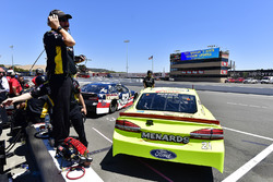 Paul Menard, Wood Brothers Racing, Ford Fusion Menards / Richmond, Greg Erwin