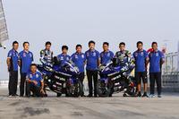 AP250: Richard Taroreh dan M Faerozi, Yamaha Racing Indonesia