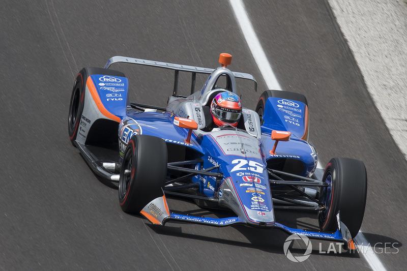 15. Stefan Wilson, Andretti Autosport, Honda