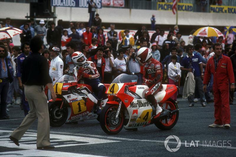 1984 - Eddie Lawson, Yamaha