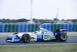 Жан Алези, Benetton B196
