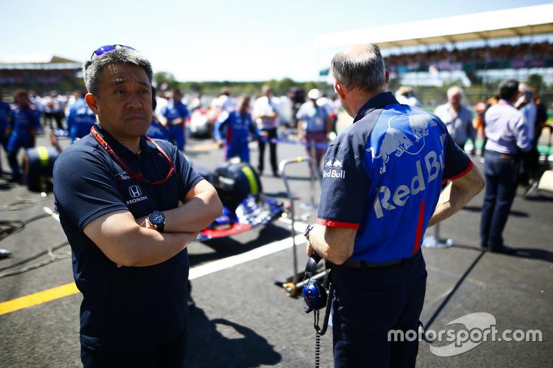 Masashi Yamamoto, General Manager de Honda Motorsport