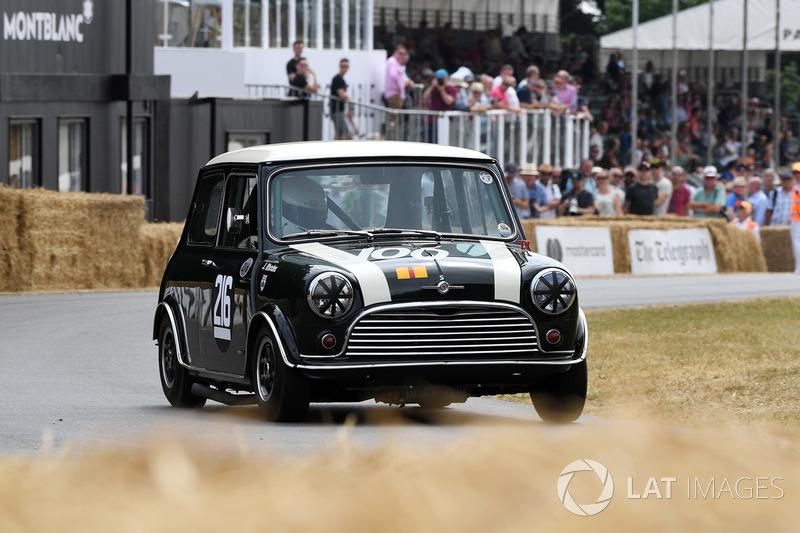 Charles Rainford, Morris Mini Cooper S (62,31 detik)