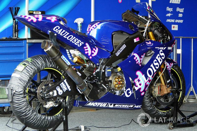 Alex Barros, Tech 3 Yamaha - Pacific GP 2003