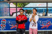Coach and Mother of Mini Rok Driver