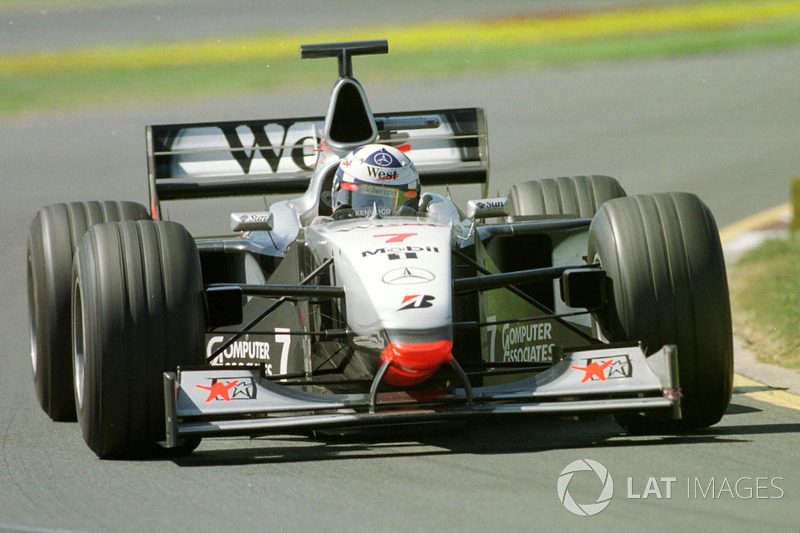 David Coulthard, McLaren MP4/13