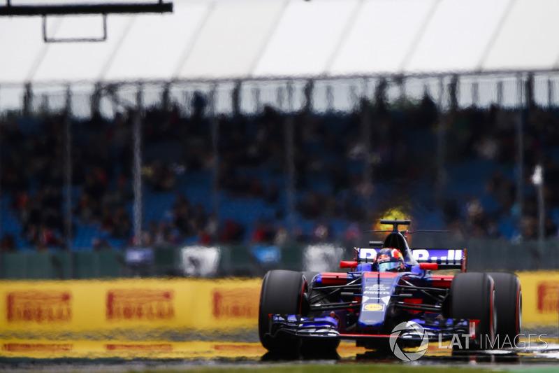 12. Данііл Квят, Scuderia Toro Rosso STR12