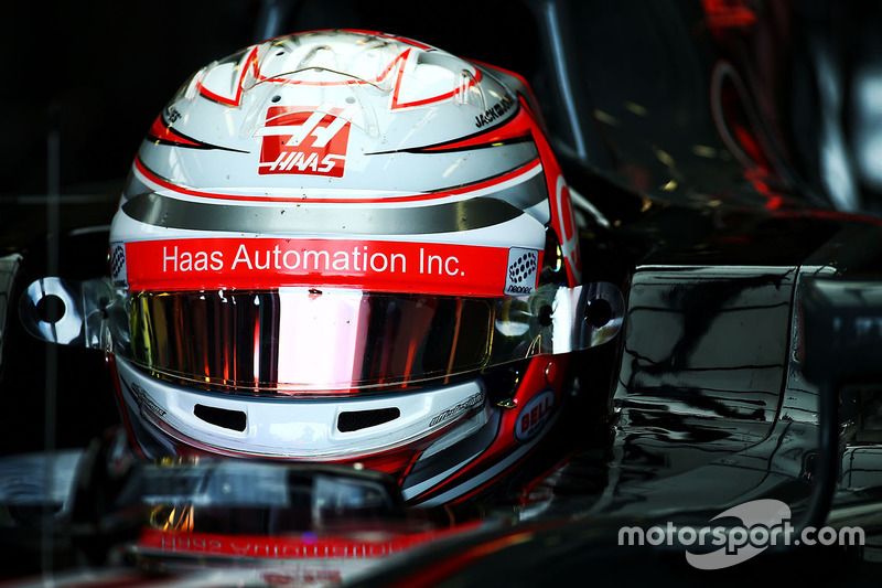 Kevin Magnussen, Haas VF-17