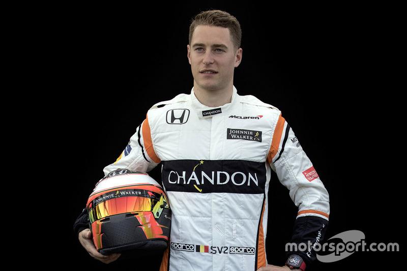 Stoffel Vandoorne, McLaren  (Contrato hasta final de 2018)